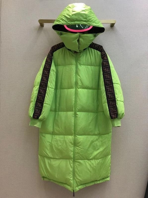 Fendi Limited Edition nylon down jacket