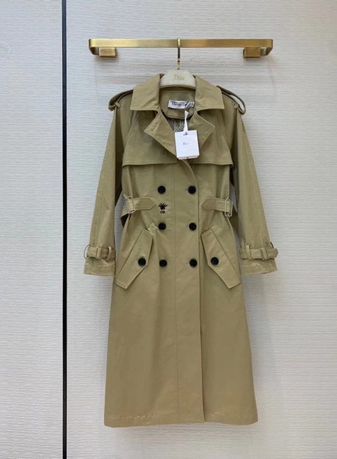 Christian Dior  TRENCH COAT Beige
