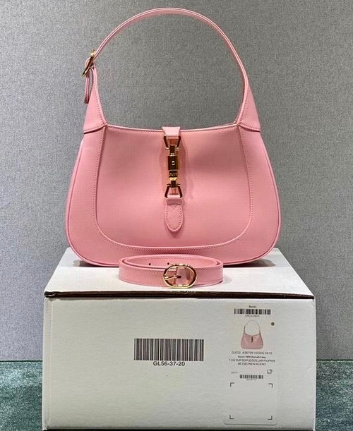Gucci Jackie 1961 medium hobo bag Pink