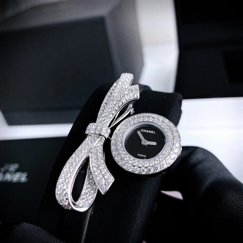 Chanel Ruban jewelry watch