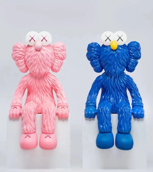 KAWS BFF Seeing (Lamp) Pink/Blue