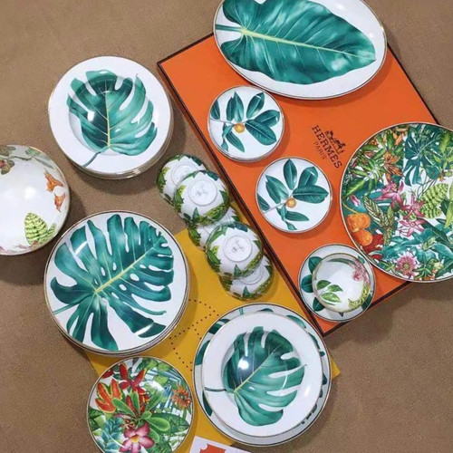 Hermes Passifolia 28 pieces Tableware