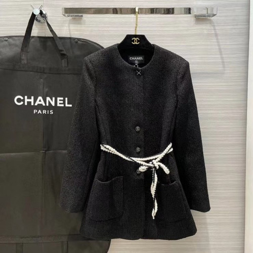 Chanel Iridescent Cotton Tweed Jacket