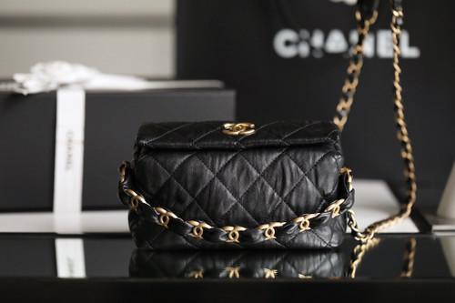 Chanel small hobo bag 2021