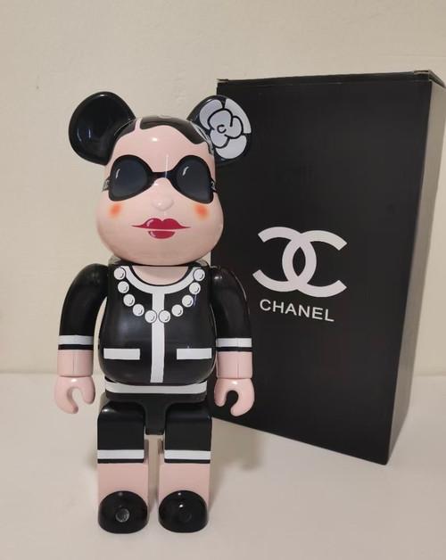 MEDICOM TOY Coco Chanel 1000% BE@RBRICK