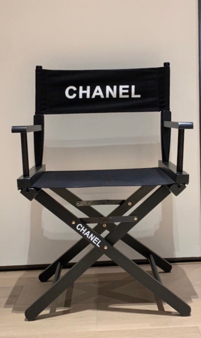 CHANEL DIRECTOR'S CHAIR