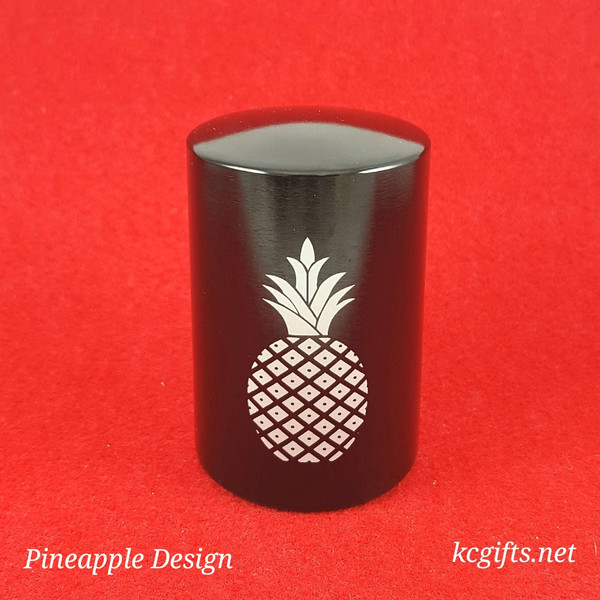 Automatic Bottle Opener - PINEAPPLE DESIGN - a sign of WELCOME.