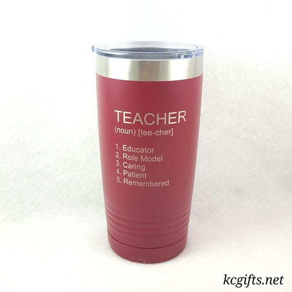 Polar Camel Insulated Mug - Teacher Gift - Personalized Polar Camel YETI Clone
