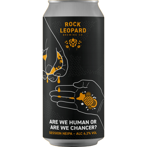 Rock Leopard - Are We Human Or Are We Chancer