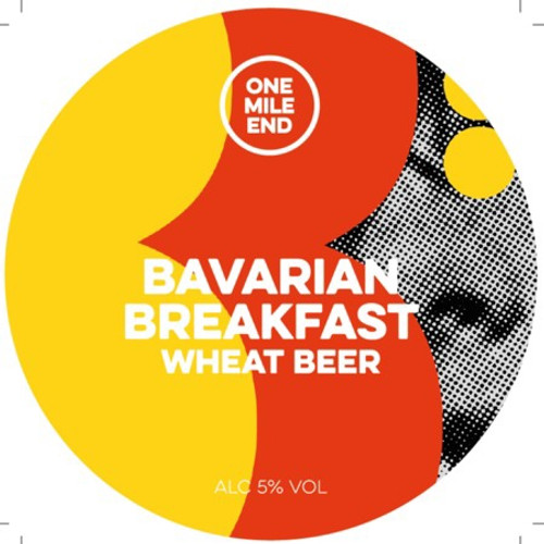 One Mile End Bavarian Breakfast & Glass Growler Combo