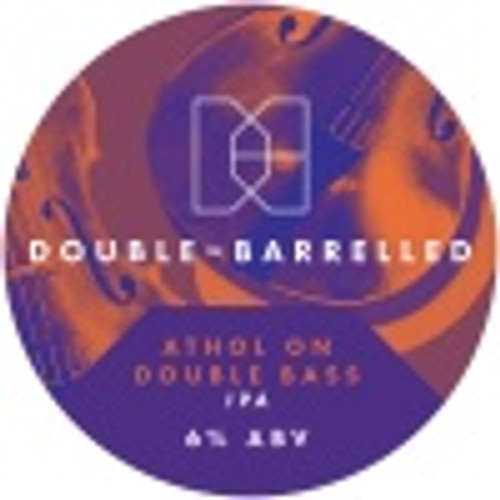 Double Barrelled - Athol On The Double Bass