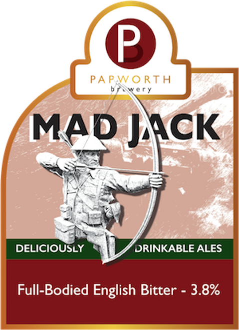 Papworth - Mad Jack (Pint)
