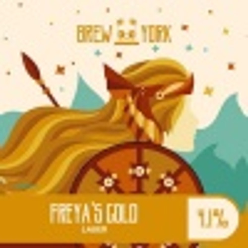 Brew York - Freyas Gold