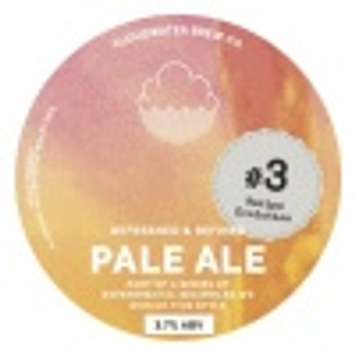 Cloudwater - Pale Ale Recipe Evolution #3