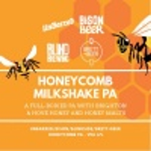 UnBarred - Honeycomb Milkshake Pale