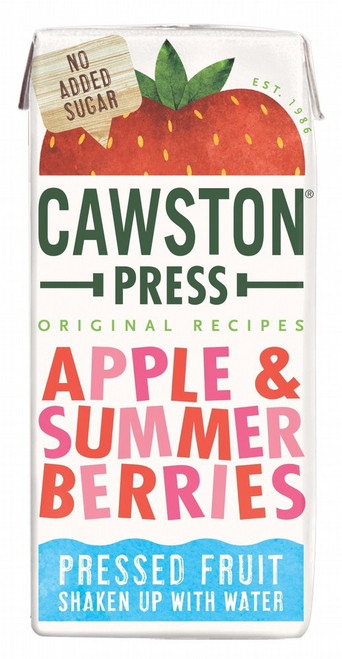 Cawston Press - Apple & Summer Berries