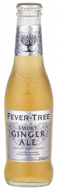 Fever Tree - Smoky Ginger Ale