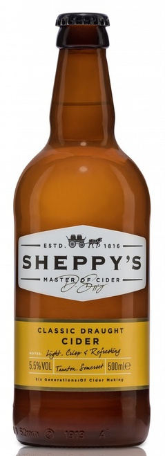 Sheppy's - Classic Draught