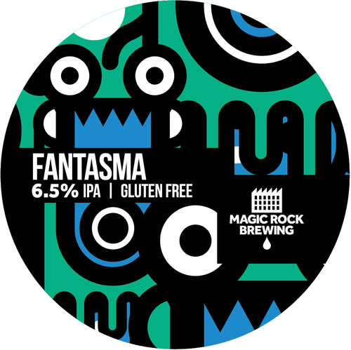 Magic Rock - Fantasma