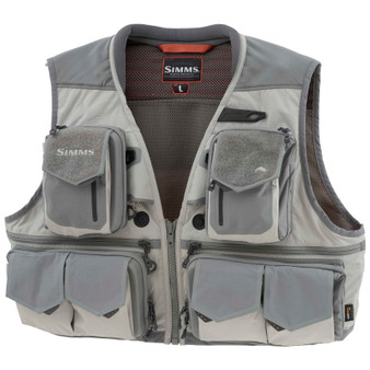 Simms G3 Guide Vest Cinder Image 1