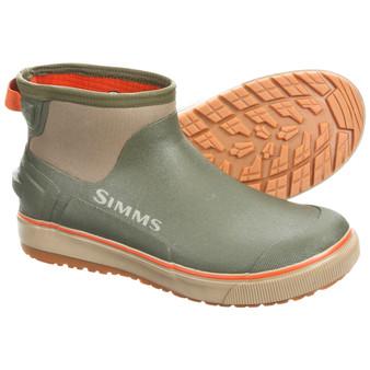 Simms Riverbank Chukka Boot Loden Image 1