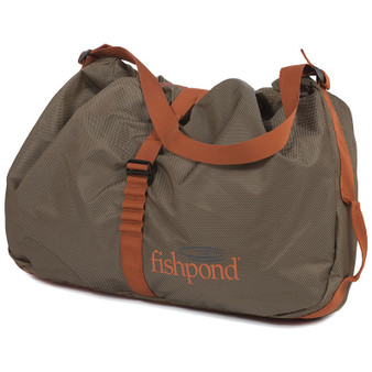 Fishpond Burrito Wader Bag Granite Image 1