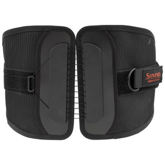 Simms Back Magic Wading Belt Black Image 1