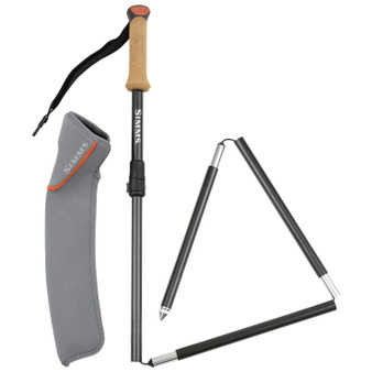 Simms Pro Wading Staff Carbon Image 1