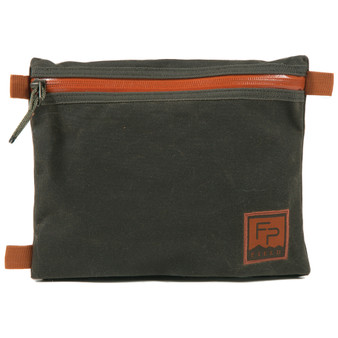 Fishpond Eagle S Nest Travel Pouch Peat Moss Image 1