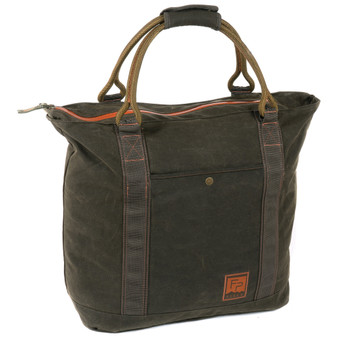 Fishpond Horse Thief Tote Peat Moss Image 1