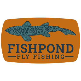 Fishpond Cruiser Sticker Image 1