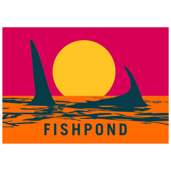 Fishpond Endless Permit Sticker Image 1