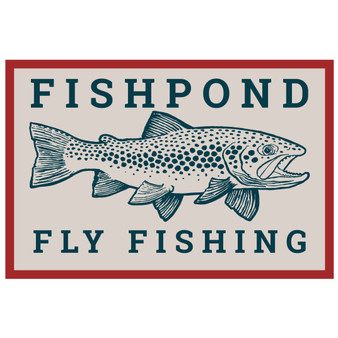 Fishpond Las Pampas Sticker Image 1