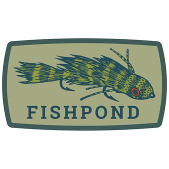Fishpond Meathead Sticker Image 1