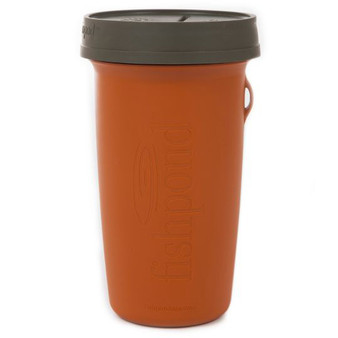 Fishpond Largemouth Piopod Microtrash Container Cutthroat Orange Image 1