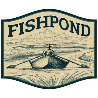 Fishpond Drifter Sticker Image 1