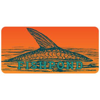 Fishpond Sunrise King Sticker Image 1
