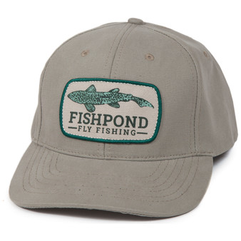 Fishpond Cruiser Trout Full Back Hat Chalk Bluff Image 1