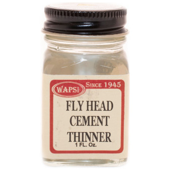 Wapsi Fly Head Cement Thinner Image 1