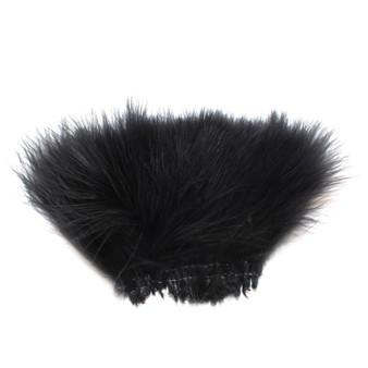 Wapsi Strung Marabou Black Image 1