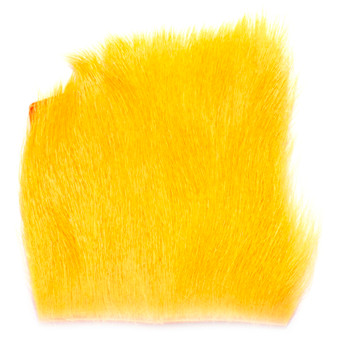 Wapsi Calf Body Hair Fluorescent Orange Image 1