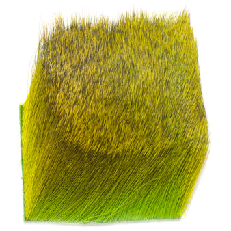 Wapsi Deer Body Hair Fluorescent Chartreuse Image 1