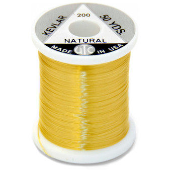 Utc Kevlar Thread Natural Yellow Image 1