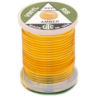 Utc Vinyl D Rib Amber Image 1