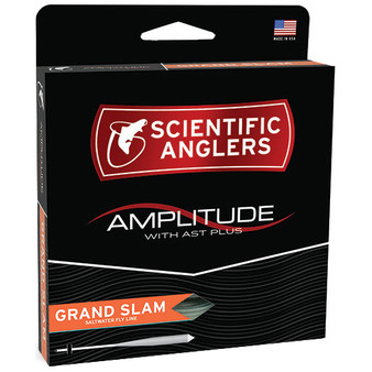 Scientific Anglers Amplitude Grand Slam Taper Image 1