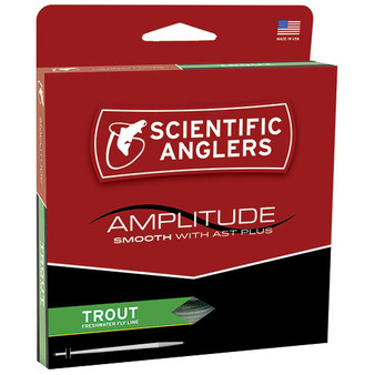 Scientific Anglers Amplitude Smooth Trout Taper Image 1
