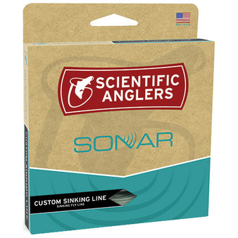 Scientific Anglers Amplitude Sonar Musky Image 1