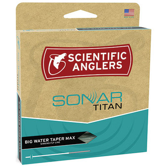 Scientific Anglers Amplitude Sonar Titan Big Water Taper Max Sink Image 1