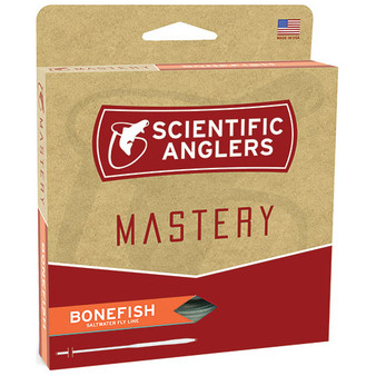 Scientific Anglers Mastery Bonefish Taper Image 1