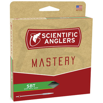 Scientific Anglers Mastery Sbt Image 1